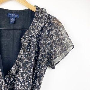 ANN TAYLOR  Flowy Dress 2P
